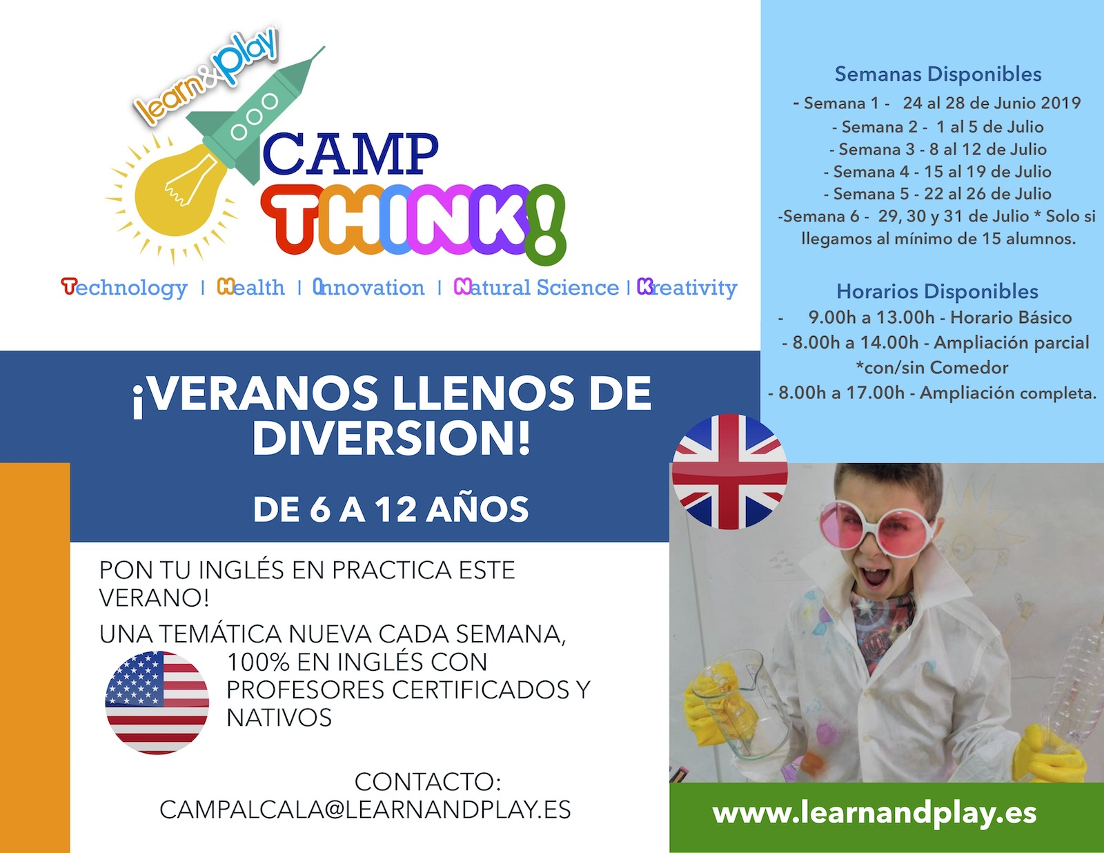 camp think web 2019