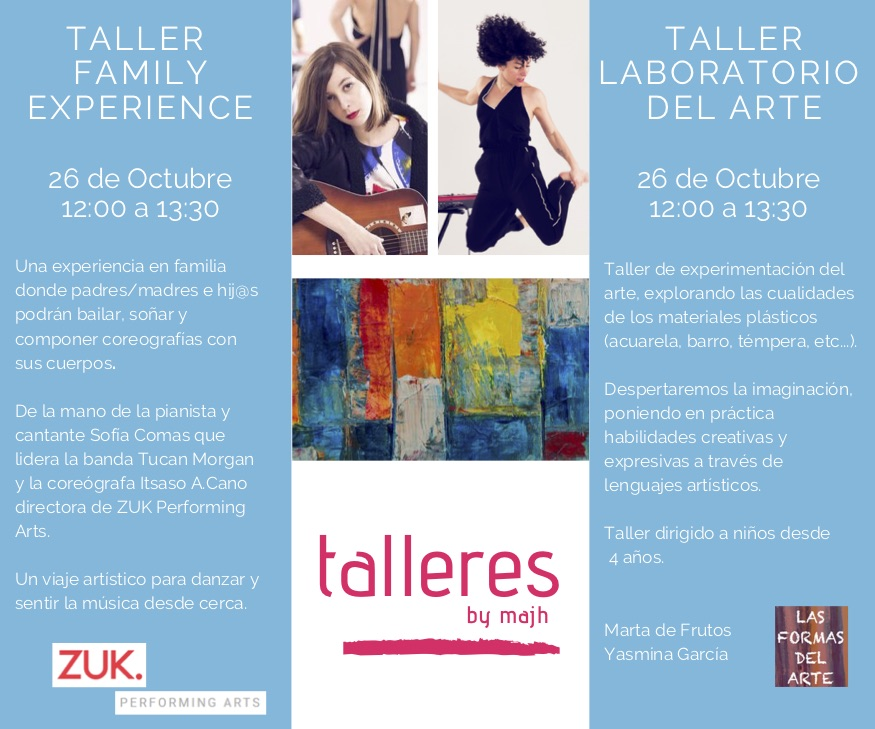 talleres Weekend Arts and Senso Sessions 261019 1