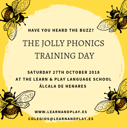 Jolly Phonics Learn play
