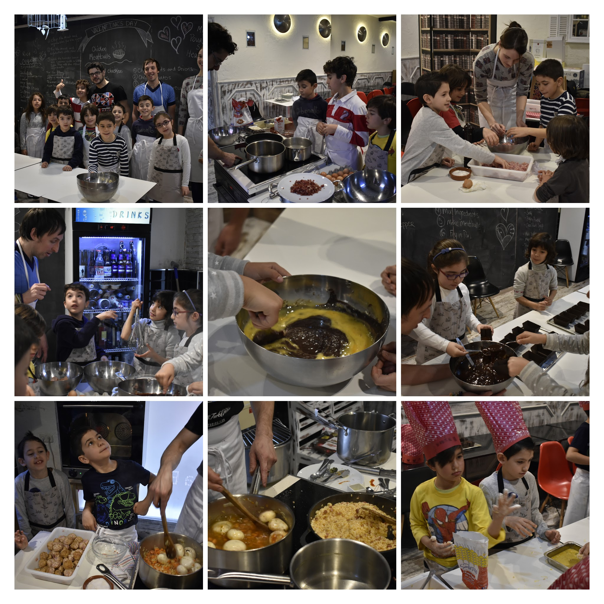 iEnglish cooking workshops Plademunt